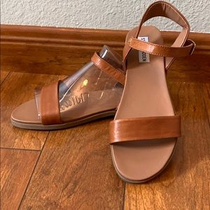 Steve Madden Tan Sandals